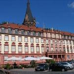 Erbacher Schloß in Nähe vom Hotel