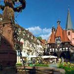 Michelstadt in nähe vom Hotel
