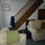 eh .....stairs to bed rooms