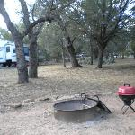The RV campgrounds