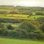 Countryside from Cobh to Kinsdale