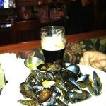 Sweetest PEI mussels around