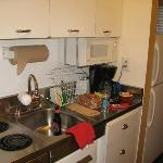 More than adequate kitchen