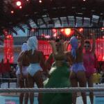 pool party at Ushuai Ibiza