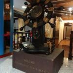 Ship's wheel feature