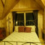 Bedroom - Ladybug Cabin