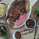 Yummy Lunch @ Situ Gede