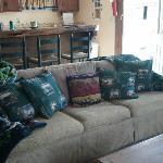 newly updated livingroom