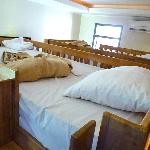 Deluxe 4 Bed Private Room