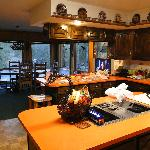 Kitchen Dinning room