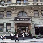 Hotel Chandler 1