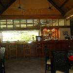 The Restaurant/Bar at Koro Sun