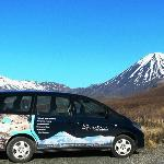 The Tongariro Alpine Crossing Transport