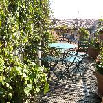 Terrasse Jardin sur le toit