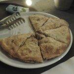 pizzolo pollo pistacchio