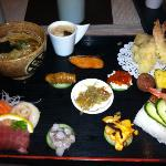 Kaiseki lunch