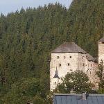 balcony - Kaprun Castle