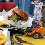 Ebbas Fik - a sublime bacon burger