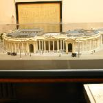 Model of the building.