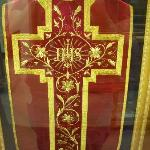 One of the early Vestments