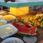 buffet dessert normal