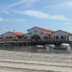 Los Alcazares Sur, Marina