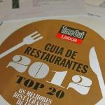 Best 20 restaurants in Portugal