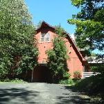 The Entrance Barn