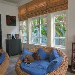 Favourite lounge spot