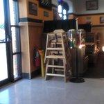 Dining Rm - Facing the front doors