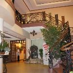 SPH lobby