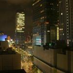 View of Tokyo Station & Four Seasons Marunouchi