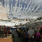 Market at Pollenca