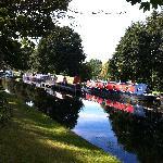 Boatyard, Armley