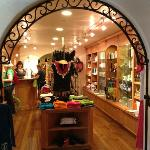 gift shop by front lobby