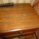 Shabby furniture