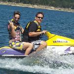Fun on Beaver Lake