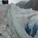 Mendenhall Glacier - fantastic!!