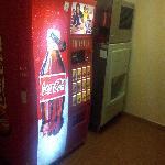 Ice machine and Vending