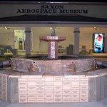 Colonel Vernon P. Saxon Aerospace Museum