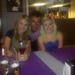 cengiz with chloe and lauren