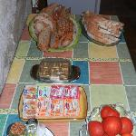 Ok Another Part Of The Breakfast Spread