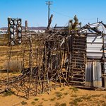 Noah Purifoy's Outdoor sculpture Museum