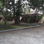 Chambres en bungalows au 25 mars 2012.