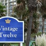 Beach Entrance For Vintage Twelve