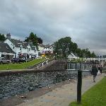 Downtown Fort Augustus Lochs