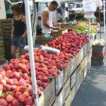 Takoma Park Farmers Market ภาพถ่าย