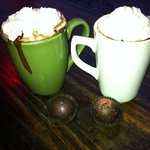Hot chocolate and truffles! Wallingford, Seattle