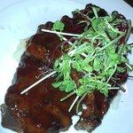 pork ribs.