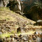 Ruinas sagradas cercanas / Nearby sacred ruins